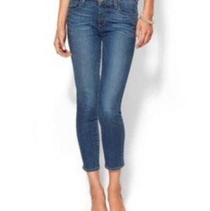 Paige Roxie Capri Ankle Skinny Jeans size 25